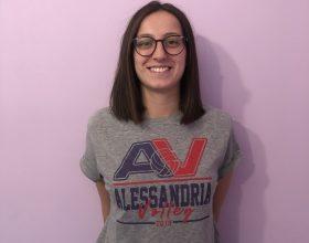 Nuovo rinforzo per l'Alessandria Volley: arriva l'opposto Veronica De Meo