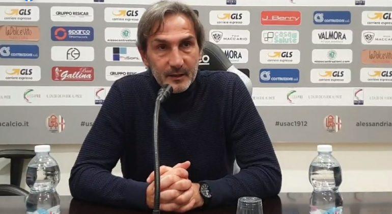 """Alessandria Calcio, Gregucci: """"Abbiamo le carte giuste per fare bene con il Renate"""""""