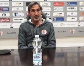 """Alessandria, Gregucci: """"Con la Juve bravi e fortunati. Episodi decisivi"""""""