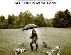 "L'album solista di George Harrison ""All Things Must Pass"" compie 50 anni"