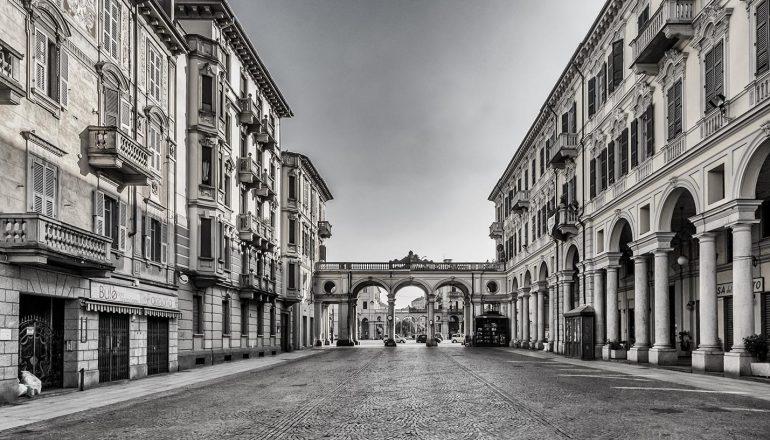 Alessandria e il nemico invisibile: grazie alle foto di Fabio Decorato un progetto per i più deboli