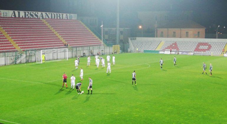 Serie C: Alessandria Calcio – Piacenza 2-0 FINALE