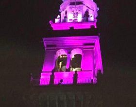 Il 17 novembre la torre civica di Casale si illuminerà di viola per la Giornata Mondiale della Prematurità