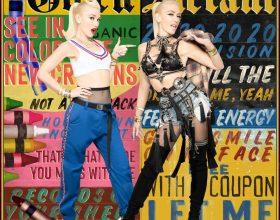 La popstar Gwen Stefani torna con il nuovo singolo Let Me Reintroduce Myself
