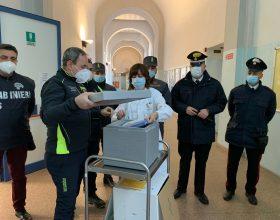 """Andrea Morchio (Protezione Civile): """"Giornata storica sperando che sia l'inizio della fine del virus"""""""