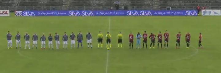 Calcio, Serie C: Lucchese – Alessandria 0-2 FINALE