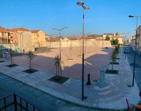 Aperto da questa mattina il nuovo parcheggio di Borgo Ala a Casale