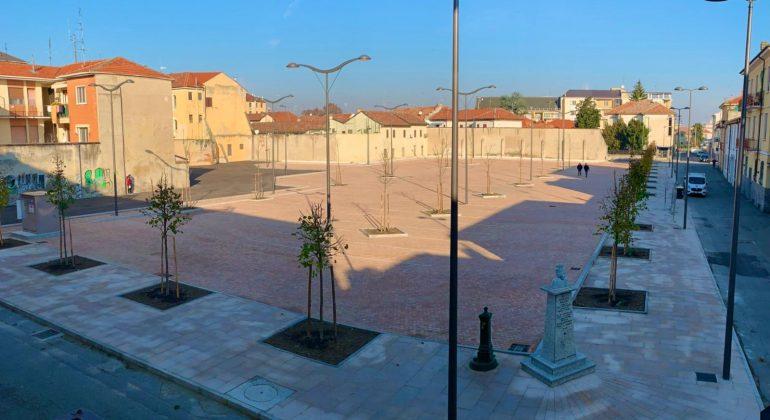 Immagine Aperto da questa mattina il nuovo parcheggio di Borgo Ala a Casale