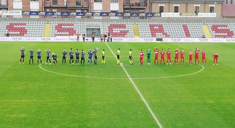 Serie C, Alessandria – Pro Sesto 1-1 FINALE