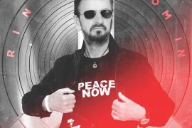"""Ringo Starr pubblica il nuovo singolo """"Here Is To The Nights"""""""