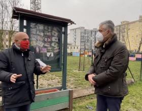 """Barosini: """"Rimettere in ordine le aree cani di Alessandria, costruirne altre e farne una enorme"""""""