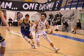 Basket: domenica Bertram Derthona in trasferta a Udine nel recupero