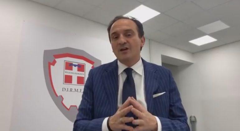"""Deposito nucleare, Cirio: """"Sul tema il Piemonte ha già fatto la sua parte"""""""