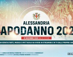 """Il Capodanno 2020 di Alessandria insieme a RadioGold: """"In casa ma col sorriso"""""""