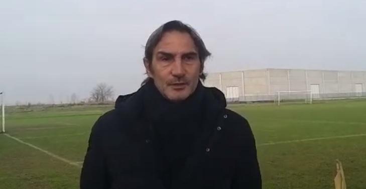 """Ultimo match dell'anno per i Grigi. Gregucci: """"Con la Pergolettese valuterò qualche rotazione"""""""