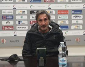 """Alessandria Calcio, Gregucci: """"Gara combattuta, bisogna migliorare la manovra"""""""