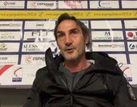 """Gregucci: """"Peggior prestazione dell'anno, tre punti non meritati"""""""