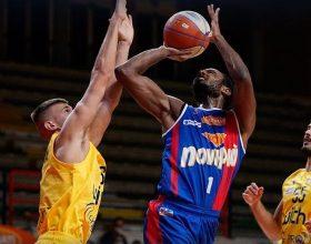 Basket: stasera il recupero al PalaFerraris tra JB Monferrato e Urania Milano
