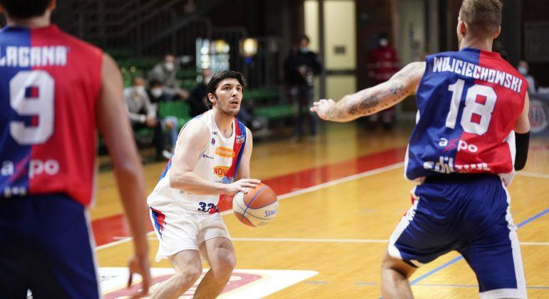 Immagine Basket: trasferta a Verona per la Novipiù JB Monferrato
