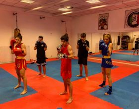 Kung Fu: tre medaglie per Accademia Wushu Sanda Alessandria ai campionati online di sanda