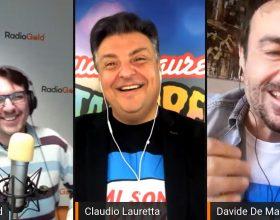 """""""Mi sono rotto"""": Claudio Lauretta e Davide De Marinis e la loro canzone contro il covid"""