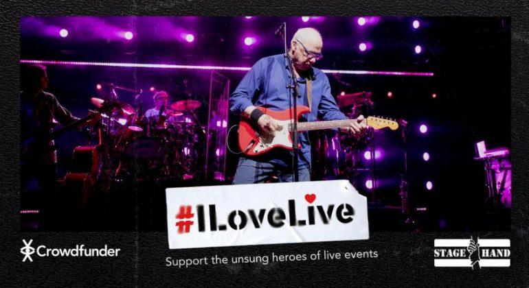 Mark Knopfler dona in beneficenza la sua chitarra Stratocaster autografata