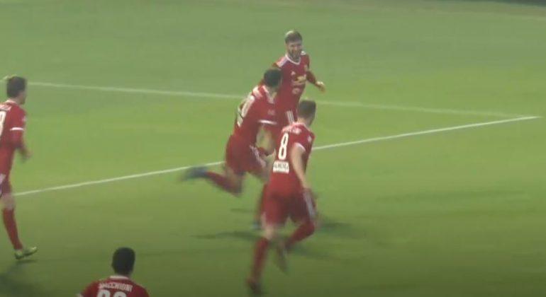 Alessandria Calcio spietata: dopo un primo tempo anonimo Suljic castiga una Pergolettese sprecona
