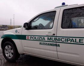 Auto cappottata sulla strada tra Spinetta e Alessandria