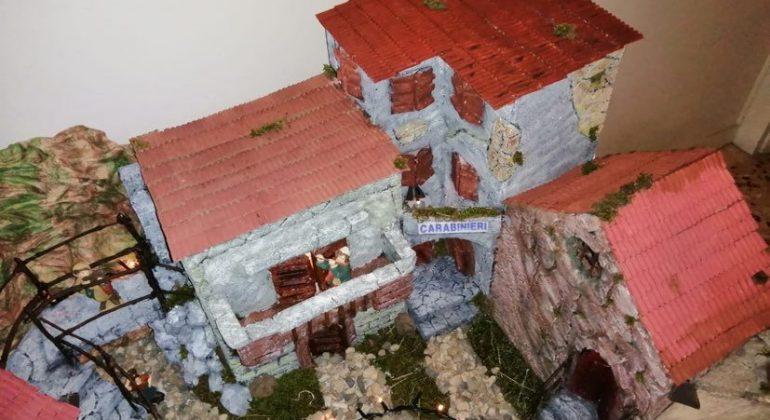 Il presepe anche nelle caserme dei Carabinieri di Occimiano e Rosignano