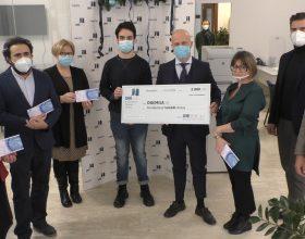 Agenzia di assicurazione UniOne dona 2 mila euro a Solidal per aiutare la ricerca sul mesotelioma