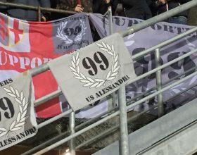 """I Supporters 99 scrivono ai Grigi: """"Non esserci a Como ci farà soffrire, vincete per noi!"""""""