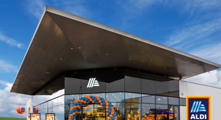 Immagine Apre un nuovo supermercato in provincia: Aldi debutta a Tortona