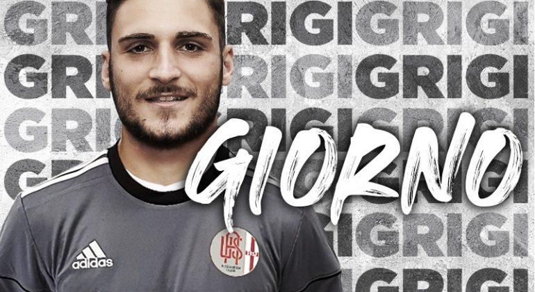 Alessandria Calcio: Francesco Giorno nuovo rinforzo a centrocampo