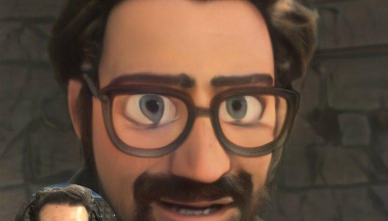 Come sarebbero gli speaker di RadioGold se fossero usciti da un cartone Pixar