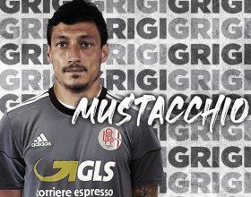 L'Alessandria Calcio si rafforza sulla fascia: preso Mustacchio