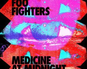 Foo Fighters tornano con il nuovo disco Medicine at Midnight