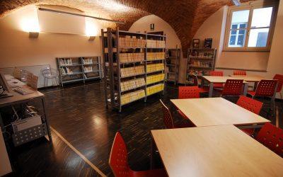 Evento Biblioteca Luzzati di Casale: torna il tradizionale orario di apertura