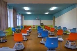 Immagine Alla scoperta dell'IIS Cellini di Valenza: vocazione digitale e spazi di apprendimento stimolanti