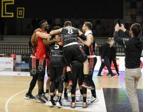 Bertram Derthona infila la decima e resta imbattuta: Bergamo cede nel finale