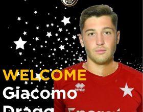 Casale Football Club: in porta arriva il giovane Giacomo Drago