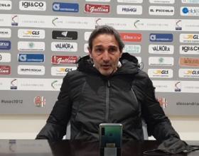 """Gregucci: """"Per me questa squadra è forte e oggi abbiamo visto la sua potenzialità"""""""