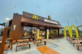 """Immagine McDonald's Valenza: """"Presto un servizio di pulizia per rimuovere i nostri rifiuti lasciati in giro"""""""
