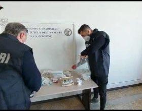 Nas Torino smantellano traffico doping: coinvolto anche l'Alessandrino