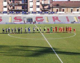 Serie C, Alessandria Calcio – Pistoiese 2-0 FINALE