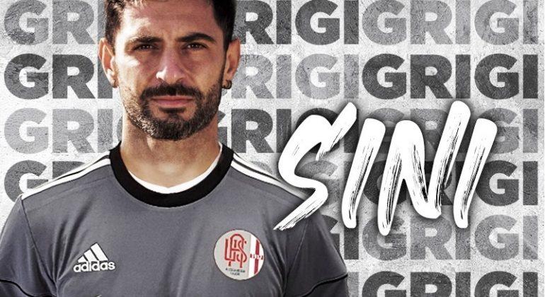 Alessandria Calcio: in difesa arriva il terzino sinistro Simone Sini