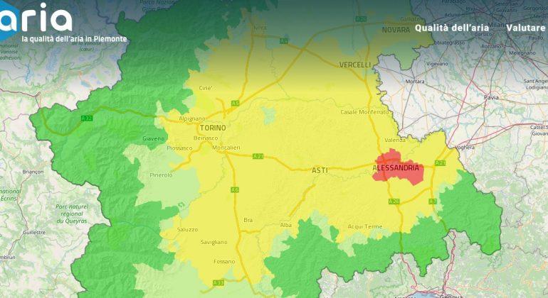 Un sito per monitorare in tempo reale la qualità dell'aria