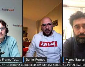 La Società Calcio Cristo sarà rifondata: l'entusiasmo di Daniel Romeo e Marco Bagliano