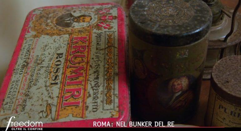 Spuntano i Krumiri Rossi nel bunker del Re nell'ultima puntata di Freedom