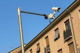 Immagine Installate le telecamere al Cristo: si attende solo il collaudo
