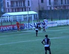 Hsl Derthona ko in trasferta: il Sestri Levante si impone 2-0